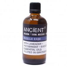 Muscle ease (για χαλάρωση των μυών) 100 ml