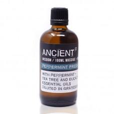 Pepermint fresh (για αίσθηση φρεσκάδας) 100 ml