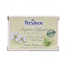 Σαπούνι με αλόη- Persavon Aloe Vera 150gr
