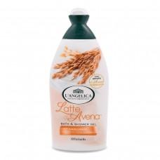 L'Angelica Bath and Shower Gel Oat Milk 500 ml
