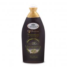 L'Angelica Bath and Shower Gel Organic Macadamia Oil 500 ml