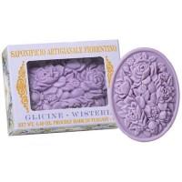 Σαπούνι με βιστερία 125gr- Saponificio Artigianale Fiorentino