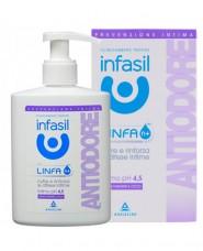Λοσιόν καθαρισμού για την ευαίσθητη περιοχή- Angelini Infasil Linfa 200ml